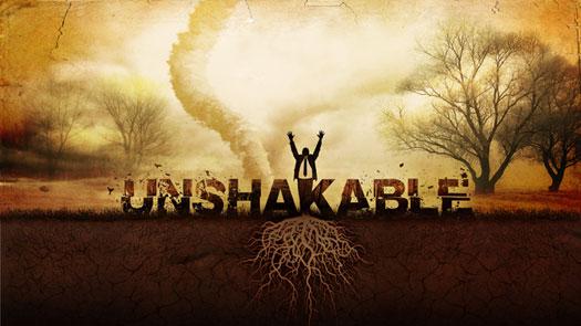 unshakeable deep spiritual roots