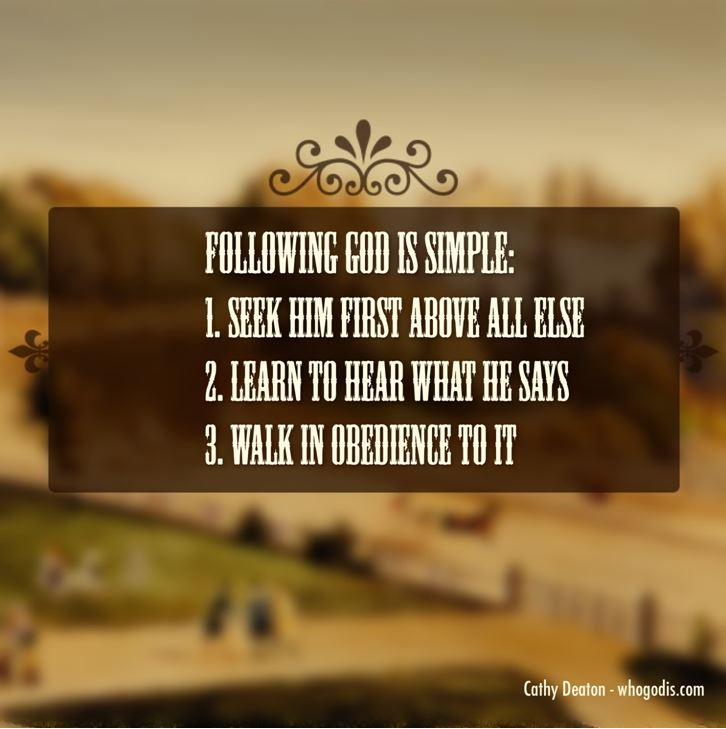 following god is simple