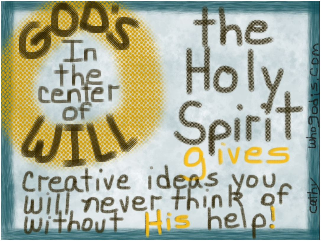 center-of-gods-will-creative-ideas