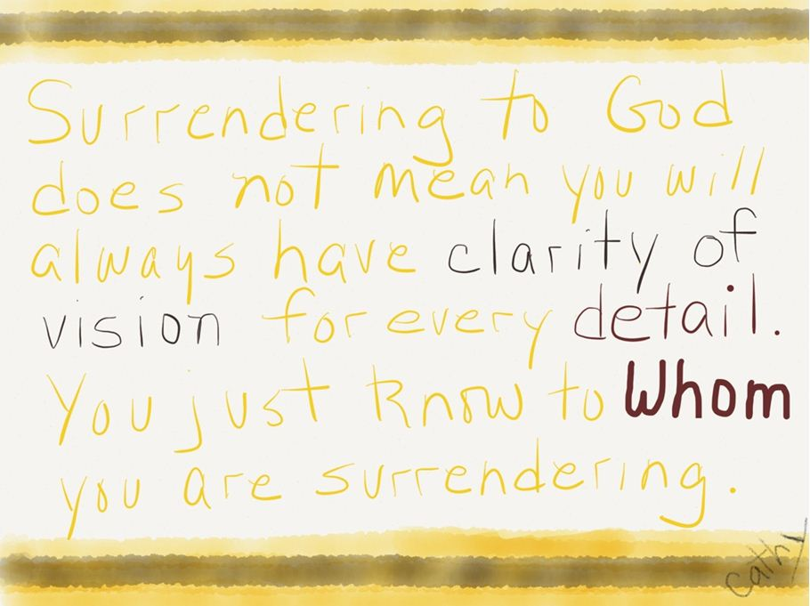 surrender-clarity-of-vision