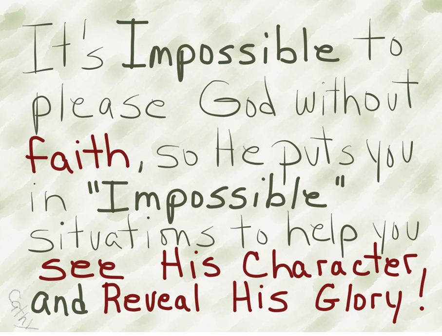 impossible-faith