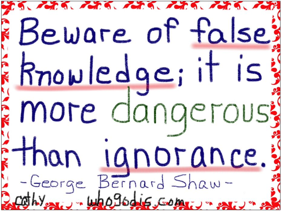 false-knowledge-dangerous