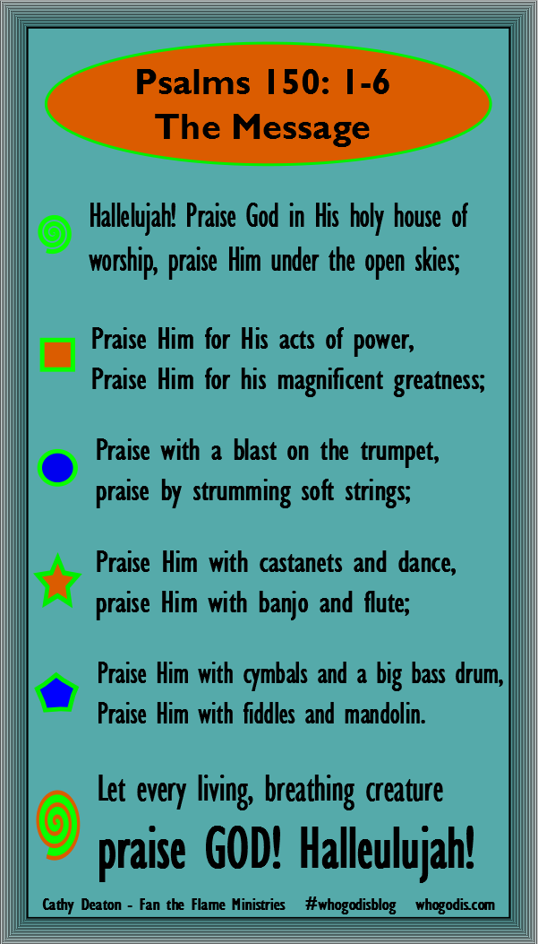 psalm 150.1-6